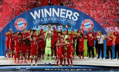 Bayern Munich have won four trophies in 2020