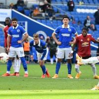Man Utd Snatch Dramatic Late Win At Brighton