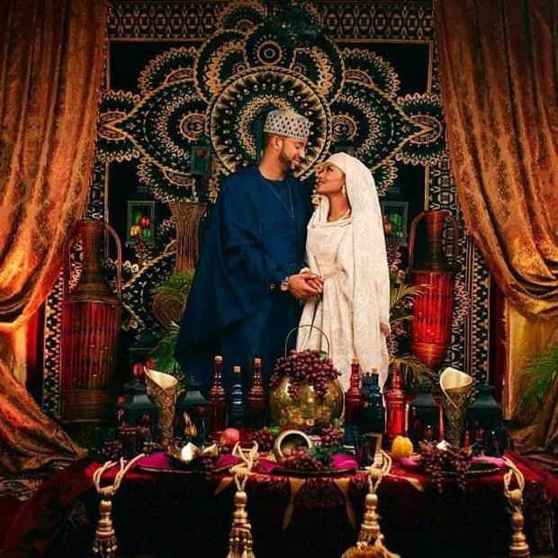 Stunning pre-wedding photos of President Buhari