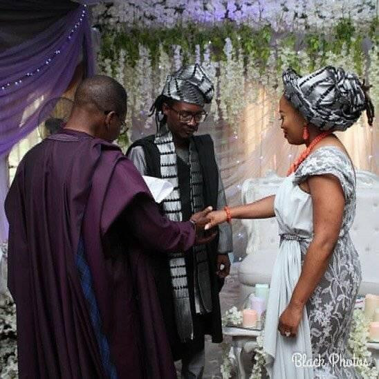 Rapper, Jesse Jagz ties the knot with his heartthrob (photos)