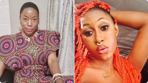 I shall not die but live - Joy Tongo reacts after Cynthia Morgan attached