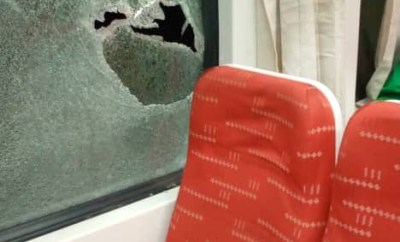 Abuja-Kaduna train allegedly attacked by bandits