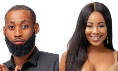 #BBNaija: Tochi denies calling Erica a gold digger (video)