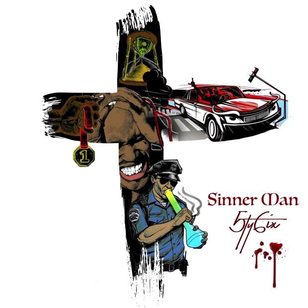 5TY6IX - Sinner Man