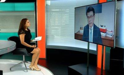 BBC's Karishma Vaswani talks to Edward Yau.
