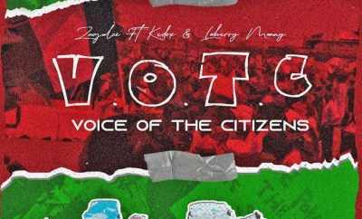 Zagalee Music Ft. Kedox & Laberry Manny - Voice Of The Citizens (V.O.T.C)