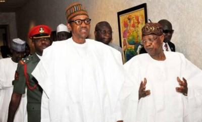 Lai Mohammed defends Buhari over fuel price comparison with Saudi Arabia