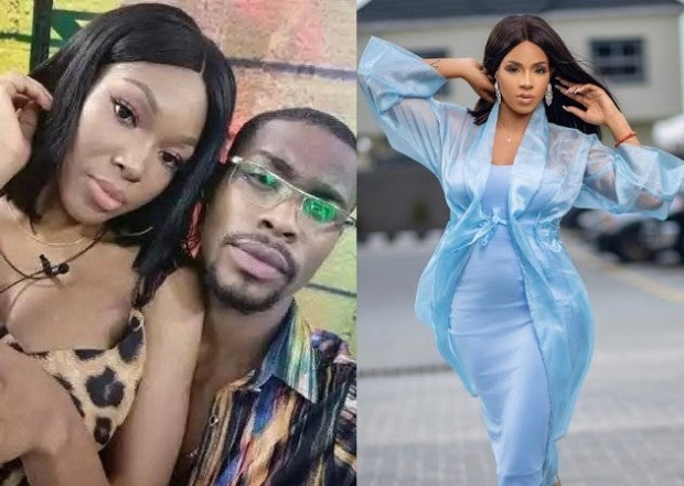 ?God Forbid? - Visibly upset Venita Akpofure forbids her cousin Neo from having a relationship with Vee (Video)