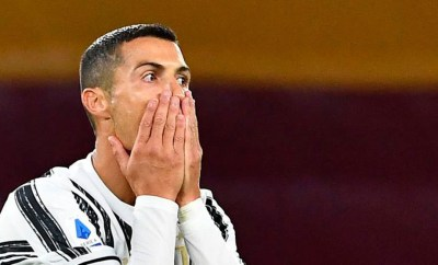 Cristiano Ronaldo reportedly tests positive for coronavirus again and might miss Juventus clash with Barcelona