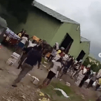 Another Warehouse Housing COVID-19 Palliatives Found in Calabar, Cross River State [Video