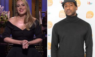 Adele shuts down romance rumors with Skepta, says she