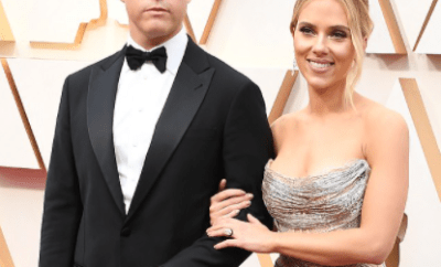 Scarlett Johansson, 35, and Colin Jost, 38, wed in secret ceremony