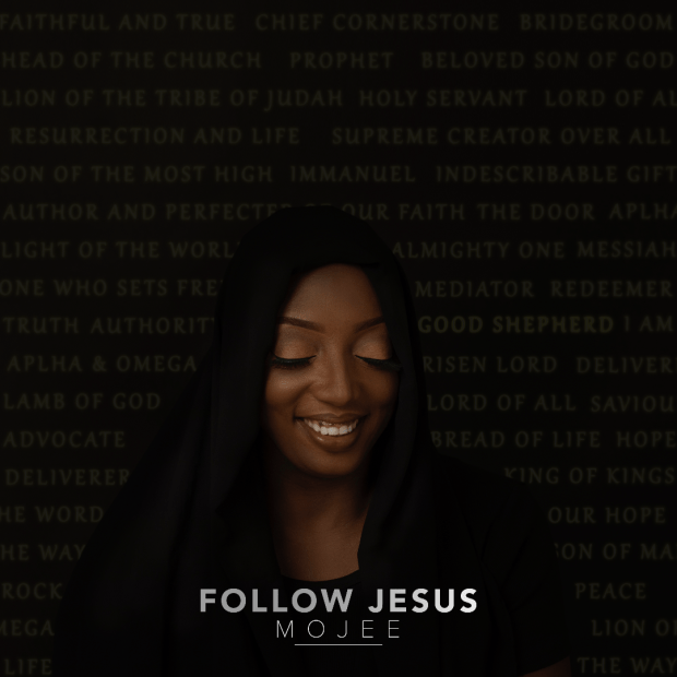 Mojee – Follow Jesus