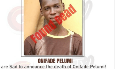 Journalist covering the scenes at the site of the palliative storage center found dead after he was allegedly arrested by Lagos State Task Force
