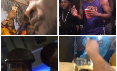 Peter and Paul Okoye celebrated their birthdays separately with family and close friends (videos)