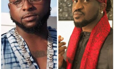On what level and audacity do you have to call my friends and family pu*sy? - Paul Okoye tackles Davido