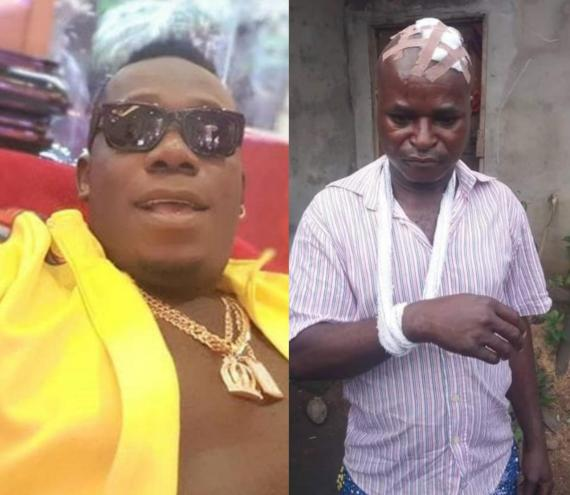 Duncan Mighty accused of assaulting a tanker driver in Port Harcourt