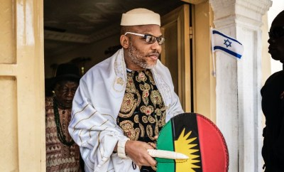 Court to begin Nnamdi Kanu