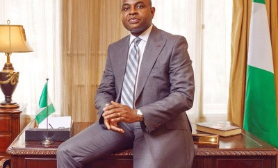 This government can?t protect the lives of its citizens but spends all its energy attempting to suppress #EndSARS peaceful protesters - Moghalu