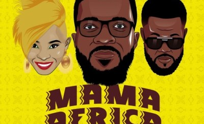 Joe Legacy - Mama Africa Remix Art