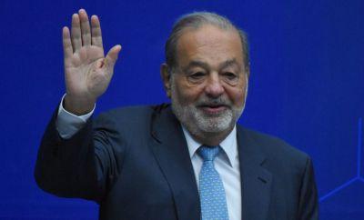Carlos Slim. Photo: August 2018