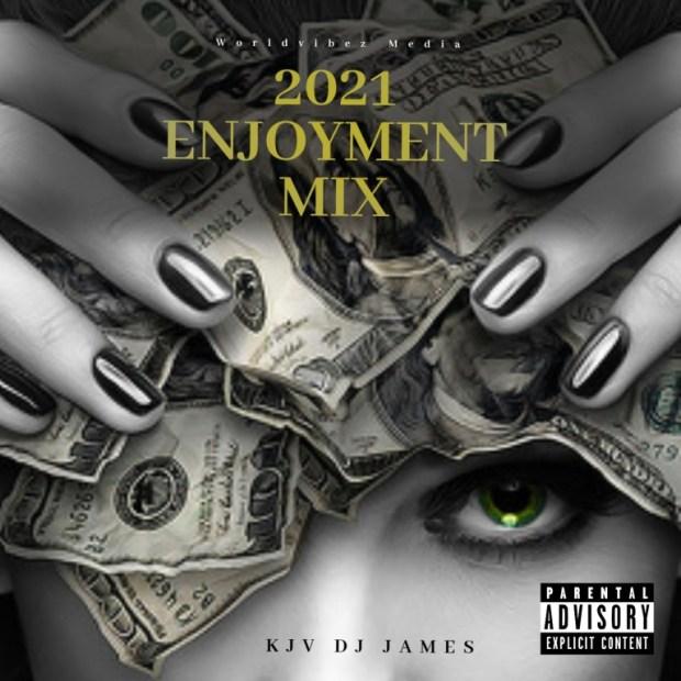 Kjv Dj James Ft. Tekno – 2021 Enjoyment Mix
