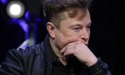 Elon Musk falls to second richest person in the world after his fortune falls by nearly $14 Billion in one day