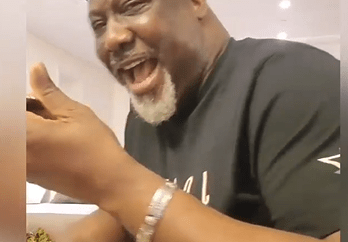 Dino Melaye mocks his haters in new video
