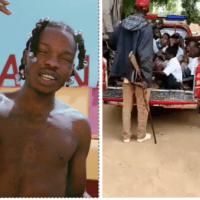 Naira Marley Reacts After School Children Were Arrested By Amotekun For Modelling Themselves As Him [Video]