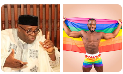 I knew I was gay at 10 ? Former Presidential spokesperson Doyin Okupe