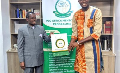 Nigerian model, Mubarak, urges promotion of African culture, youth empowerment