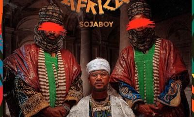 Sojaboy - King Africa (EP)