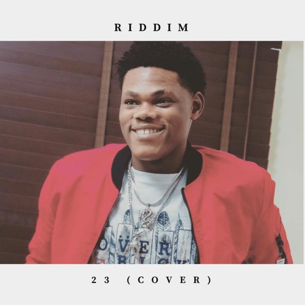 Riddim - 23 (Cover)