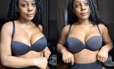 Reality star, Ifu Ennada shares saucy new photos