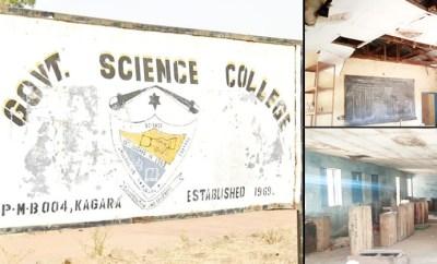 Breaking: Kagara school boys and their teachers have been released