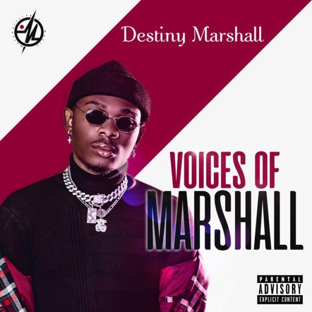 Destiny Marshall - Voices Of Marshall