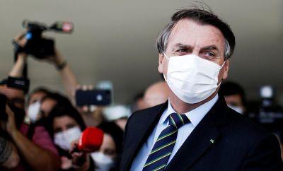 Brazil's President Jair Bolsonaro, Brasilia, 30 March 2021