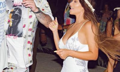 Kim Kardashian shares recent photo of brother Rob Kardashian looking way slimmer as she celebrates him on his birthday