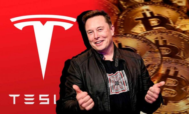 Tesla CEO, Elon Musk says people can now buy Tesla electric vehicles with bitcoin