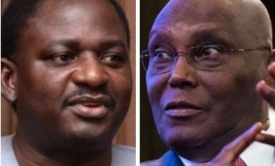 You are part of the rot this country became - Femi Adesina tells Atiku Abubakar