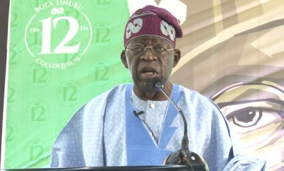 Recruit 50 million youths into Army to tackle insecurity ? Tinubu tells Buhari (video)