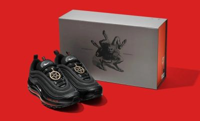 Lil Nas X and MSCHF's Satan Shoes sold out in less than a minute on Monday