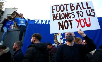 Chelsea protests