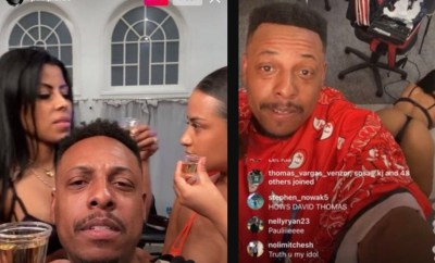NBA legend, Paul Pierce fired by ESPN for racy Instagram Live video with strippers?(Photos/ Videos)