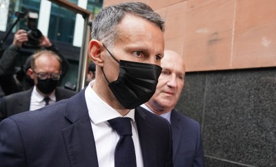 Update: Ryan Giggs pleads not guilty in first court appearance after being charged with assault (photos)
