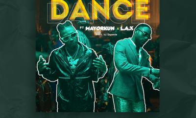 Mayorkun Dance (Oppo) Feat. L.A.X