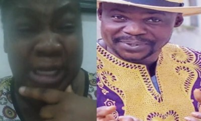 Baba Ijesha licked my daughter?s ears, pressed her breast and rubbed her private part for 30 mins - Comedian Princess speaks more on alleged assault on her daughter (video)