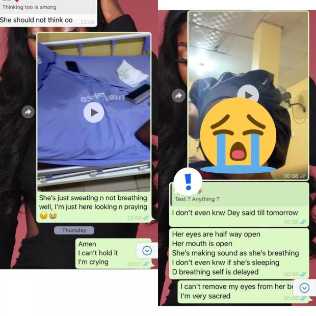 #JusticeForOmolara trends as lady recounts how her friend died due to alleged negligence in a Lagos hospital