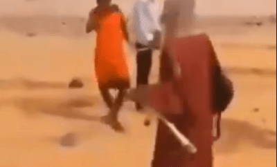 Kano varsity apprehends 17 male students over harassment of female colleague for wearing Abaya (videos)