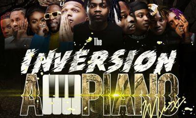 DJ Airmix ft. DJ Davisy - The Inversion Amapiano Mixtape